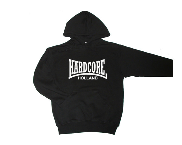 (9d)Hooded Hardcore Holland logo