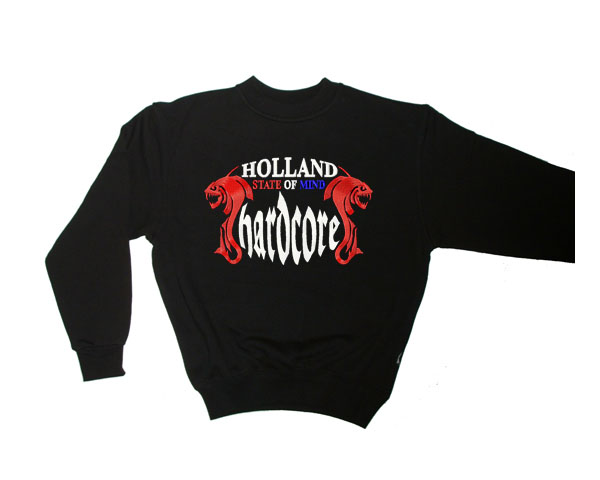 Sweater HC State of Mind Rood