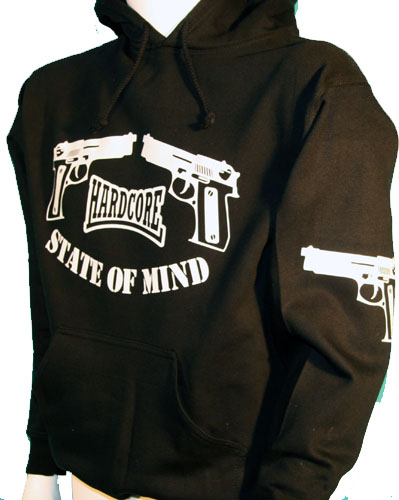 (9A)Hooded Gun state of mind